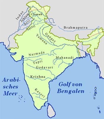 Der Indische Subkontinent - Lexas Länderinformationen - Südasien
