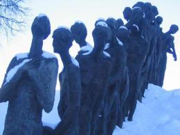 Holocost Denkmal in Minsk