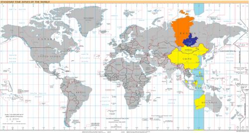 China Zeitverschiebung Deutschland