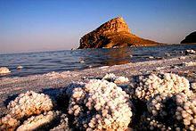 Der Urmiasee