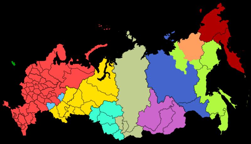Russland Abkürzung